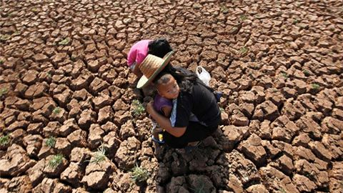 climate change in thailand