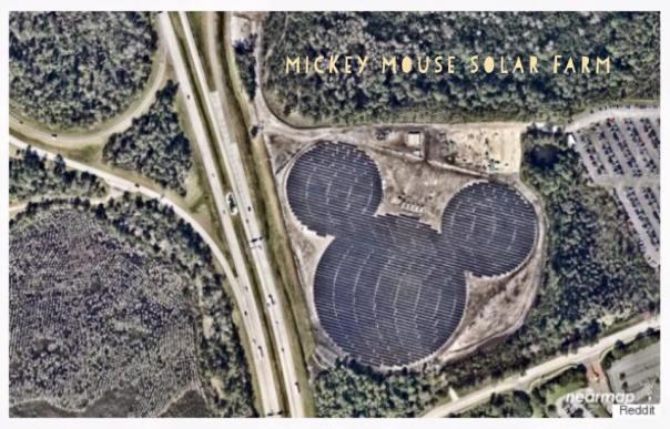 mickey solar plant