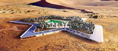 oasis solar rooftop resort